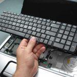 toetsenbord vervangen